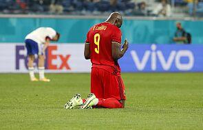 Romelu Lukaku. Modli się przed i po meczu, a bramki strzela na zawołanie