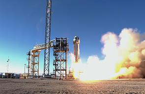 Lot w kosmos na wyciągnięcie ręki. Wystarczy 28 mln dolarów