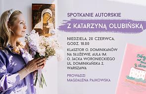 """""""Bóg w moim domu"""". Dołącz do spotkania z Katarzyną Olubińską"""