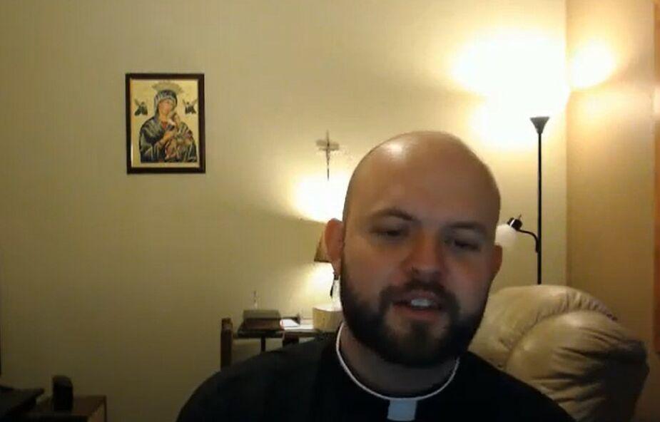 """Syn został księdzem a jego ojciec diakonem. """"Przykład ojca sprawił, że moja wiara rozkwitła"""""""