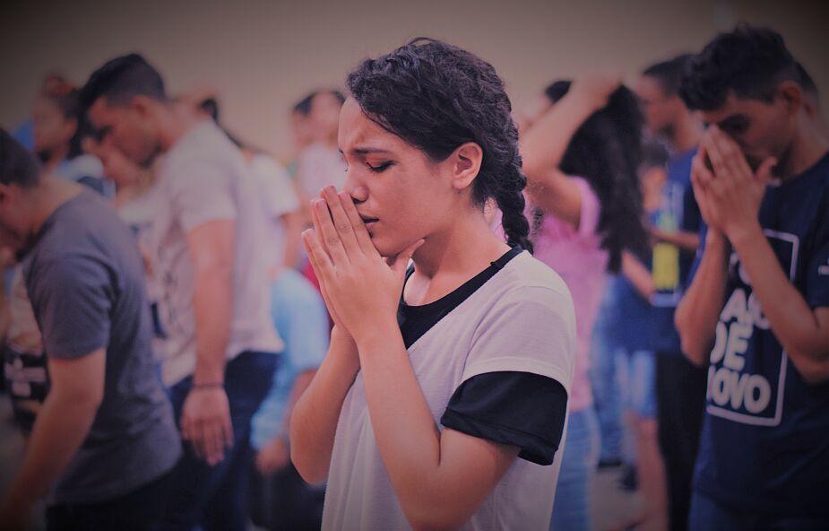 Modlitwa to przemiana