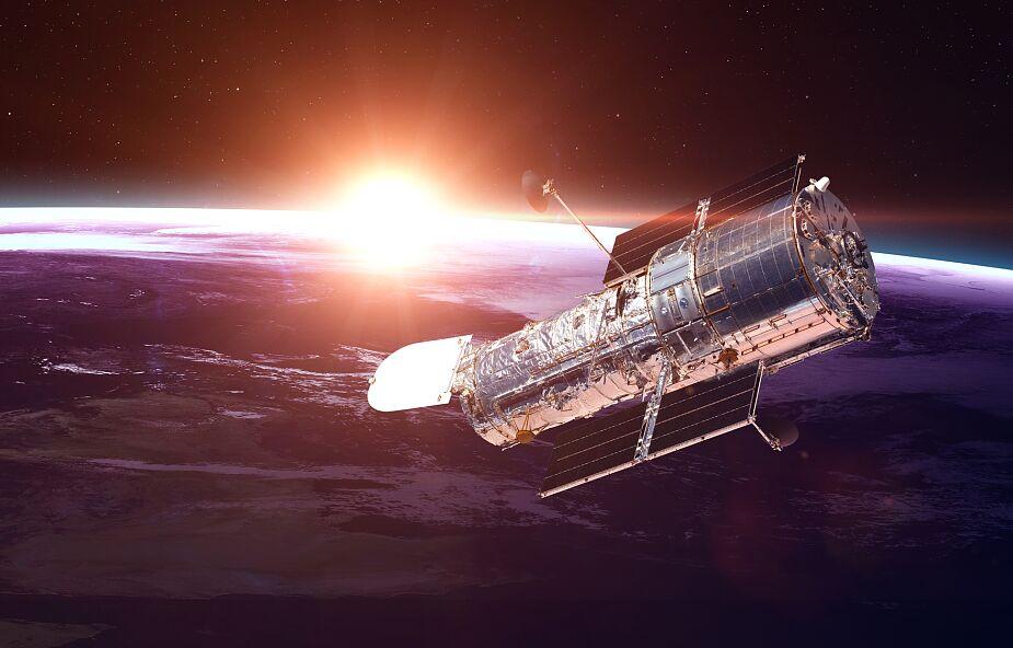Coś złego dzieje się z teleskopem Hubble'a. NASA ma kłopot ze starymi komputerami