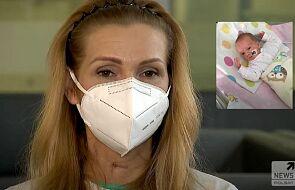 """W ciąży zachorowała na COVID-19. Po przeszczepie płuc mówi o """"zmartwychwstaniu"""""""