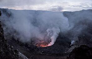 Kongo. Dramatyczna sytuacja w Gomie. Ludzie uciekają przed wulkanem