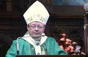 Abp Ryś: potrafimy bronić się przed Jezusem, aby nas nie posłał