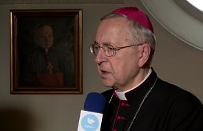 Abp Gądecki o pytaniach i nadziejach związanych z synodem
