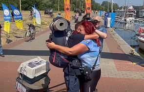 Przeszedł 1000 km przez Polskę, aby pomóc chorym dziewczynom