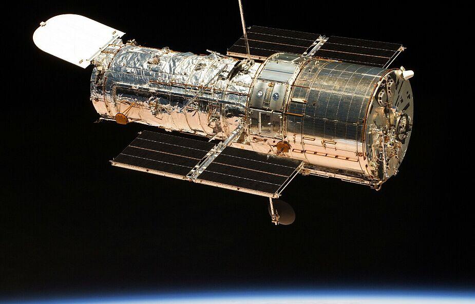 Teleskop Hubble'a nadal nie działa mimo restartu komputera