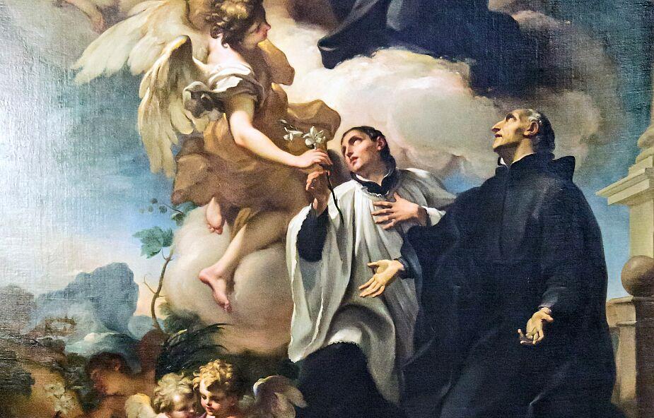 Ojcze, chcę zostać zakonnikiem! – św. Alojzy Gonzaga SJ