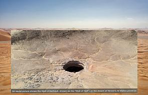"""Niebezpieczeństwo i demony. Tajemnica jemeńskiej """"Studni piekła"""""""