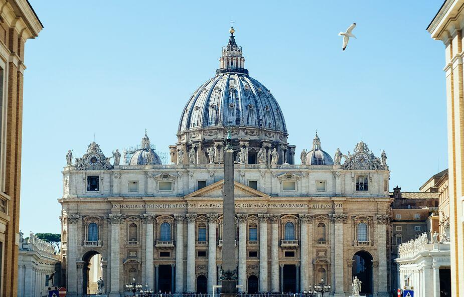 Watykan: nowe wytyczne dotyczące mszy w bazylice św. Piotra