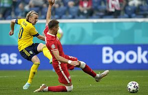 Polacy odpadają z Euro 2020. Biało-Czerwoni przegrali ze Szwecją