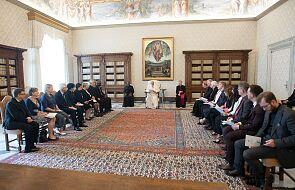 Papież: ekumenizm to nie dyplomacja i ugody, lecz droga łaski