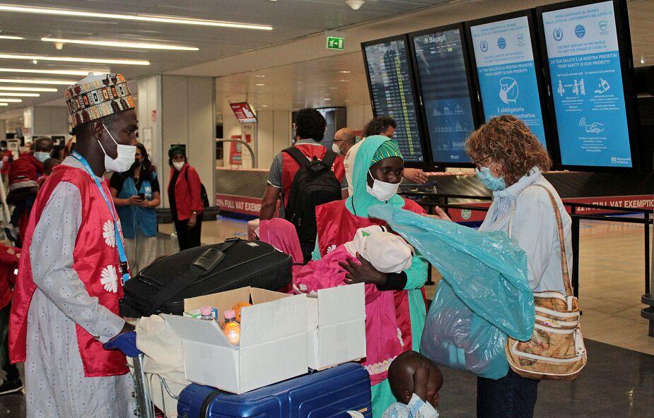 Caritas Włoch znów organizuje korytarze humanitarne