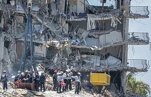 Katastrofa w Miami. 152 osoby nadal zaginione. Dziewięć potwierdzonych ofiar śmiertelnych