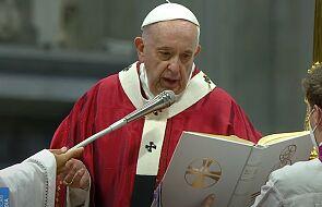 Papież: niech ludzie Kościoła będą apostołami wyzwolenia na całym świecie