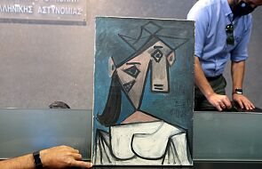 Policja odzyskała skradzione obrazy Picassa i Mondriana