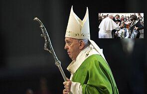 W dzieciństwie 75% jego ciała zostało sparaliżowane. Wczoraj spotkał się z papieżem