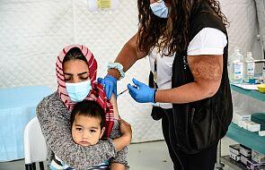 Grecja: rozpoczęła się kampania szczepień w ośrodkach dla migrantów