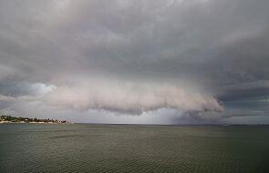 Burze, grad i silny wiatr. IMGW wydało ostrzeżenie