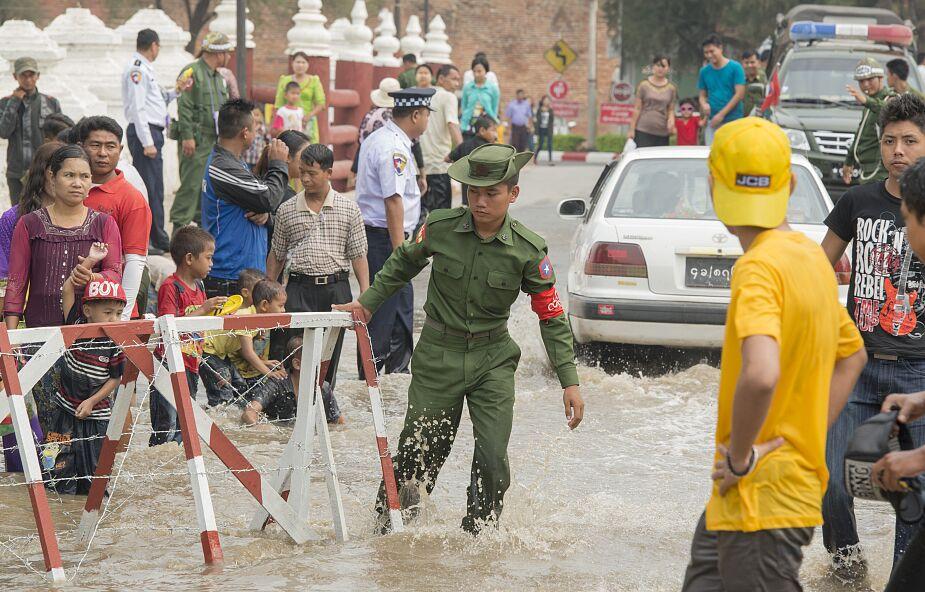 Birma. Wojskowe władze ogłosiły amnestię dla 2,3 tys. więźniów, w tym dziennikarzy