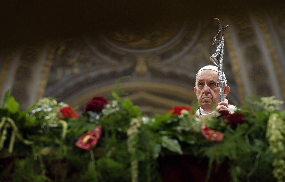 Franciszek: nasze życie przemienia prymat łaski