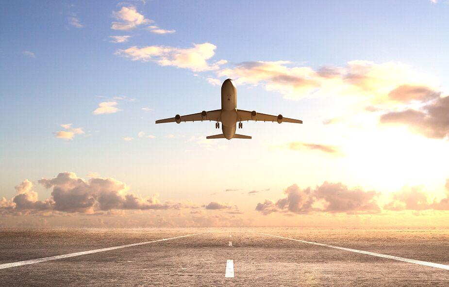 Zakaz przelotów przez przestrzeń powietrzną UE dla białoruskich przewoźników lotniczych