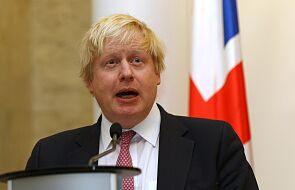 Boris Johnson wezwał do zaszczepienia całego świata do końca 2022 roku