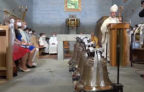Pierwsza Msza po 4 latach w kościele pw. Bożego Ciała na czeskim Zaolziu