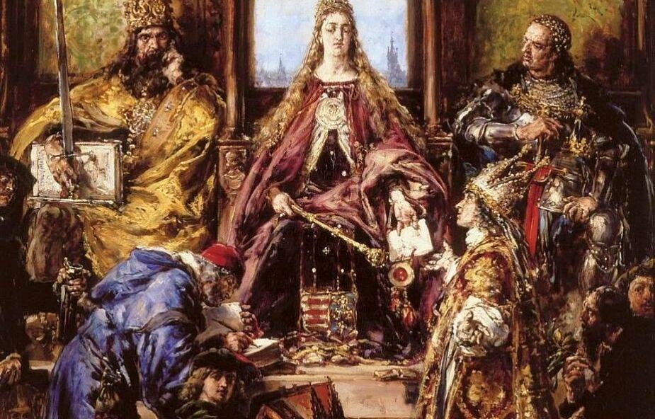 Św. Jadwiga, Królowa. Była wrażliwa na ludzką biedę i krzywdy