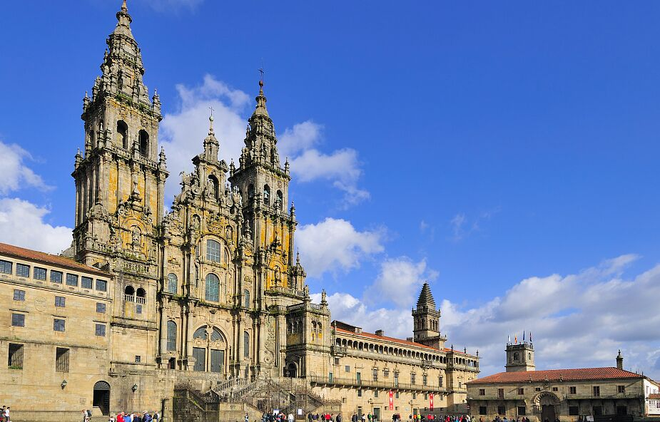 Santiago de Compostela. I Światowy Kongres Jakubowy