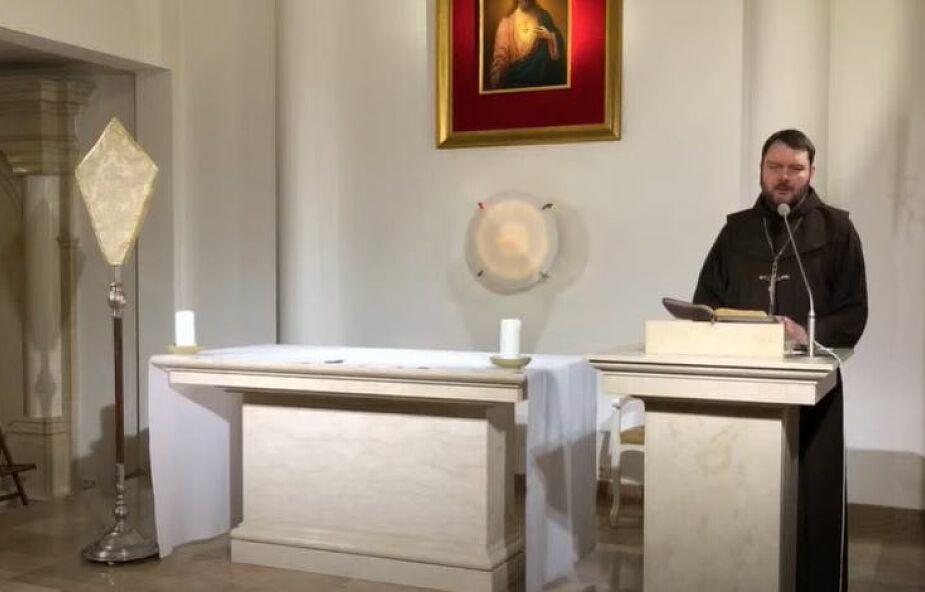 Ojciec Tarsycjusz Krasucki OFM będzie gościem kolejnej modlitwy za zranionych w Kościele