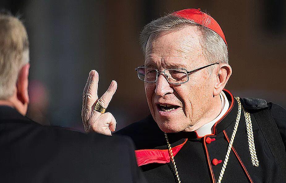 """""""Bardzo się martwię"""". Kard. Kasper krytykuje niemiecką Drogę Synodalną"""