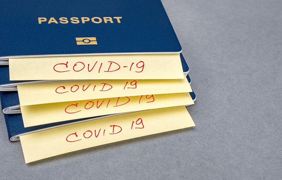 Parlament Europejski poparł unijne certyfikaty Covid