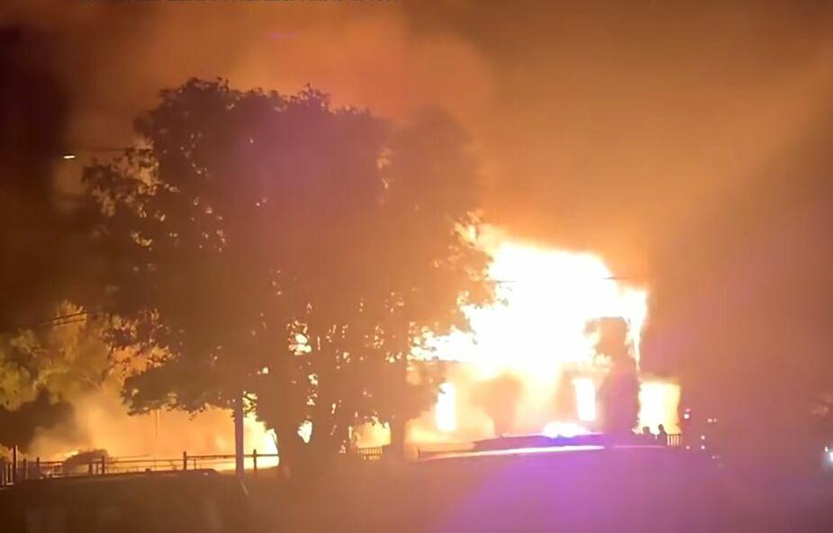 Kanada. Kolejne pożary kościołów. Głos episkopatu i polityków