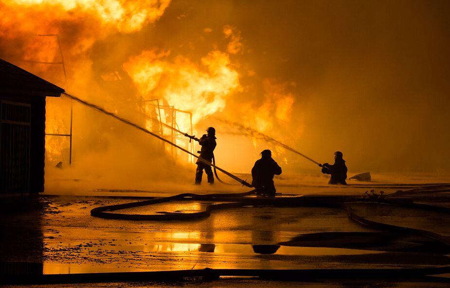 USA. Tysiące ludzi zmuszonych do ewakuacji z powodu pożarów na zachodzie kraju