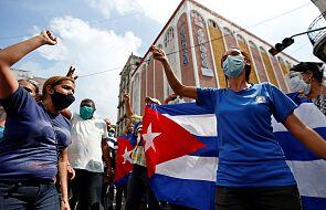 Kubańczycy się buntują. Mają dość władzy komunistycznej