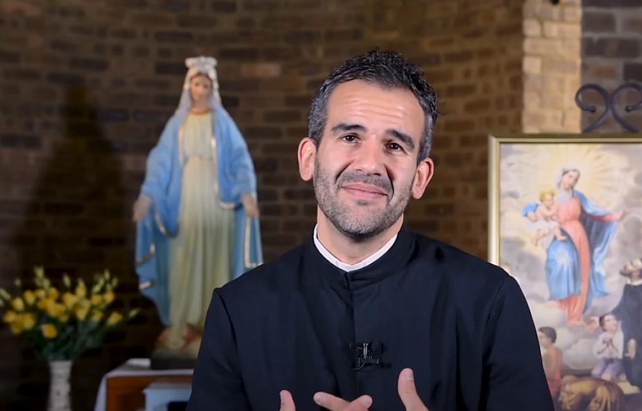 Matka Boża Fatimska pomogła mu odzyskać wzrok i odnaleźć powołanie