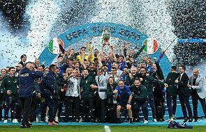 Euro 2020. Włochy mistrzami Europy w piłce nożnej