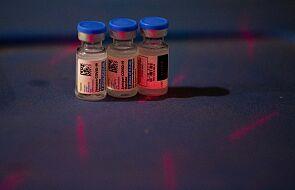 WHO: nie należy zamawiać dawek przypominających, gdy część krajów pozostaje bez szczepień
