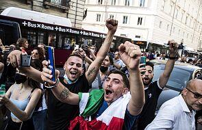 """Ekspert: świętowanie Mistrzostw Europy było """"ryzykownym zachowaniem"""""""