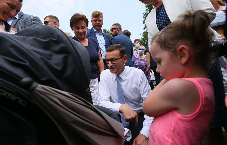 Premier Morawiecki o szczepieniach dzieci poniżej 12 lat przeciw COVID-19