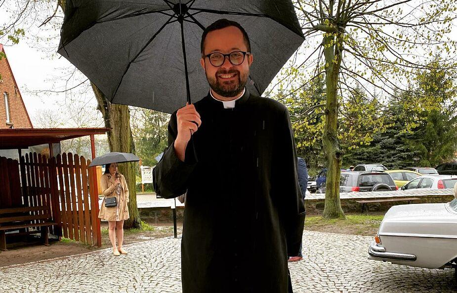 """Ks. Radek Rakowski: jestem zdziwiony jak wieloma """"dziećmi"""" Bóg mnie obdarował"""