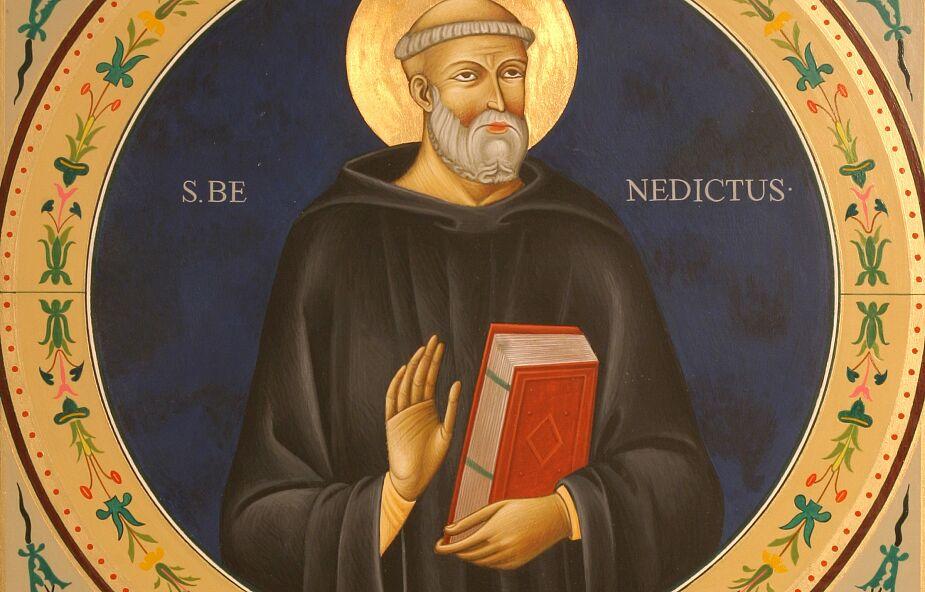 Św. Benedykt z Nursji. Wybrał Boga - całkowicie i wyłącznie