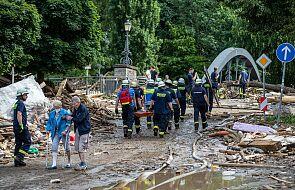 Ciężka sytuacja w Niemczech. Wzrasta liczba ofiar w wyniku powodzi