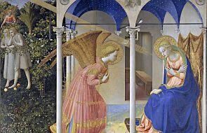 """Służebnica Pańska. W taki oto sposób """"prosi"""" Bóg o wolną zgodę Maryi"""