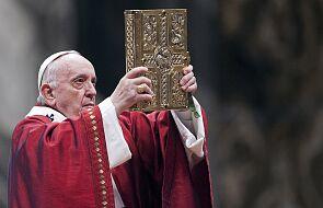 """Franciszek: """"stworzenie mężczyzny i kobiety jest arcydziełem stworzenia"""""""