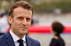 Pierwszy raz w historii prezydent Francji odwiedził Lourdes