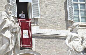 Papież zaapelował o pokój w RPA