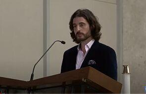 Jonathan Roumie zagrał Jezusa. Aktor wyznaje, jak uratowało go Boże Miłosierdzie